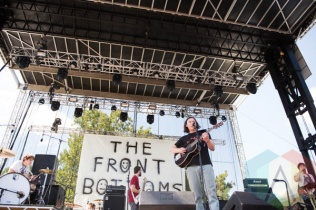 The Front Bottoms. (Photo: Katie Kuropas/Aesthetic Magazine Toronto)