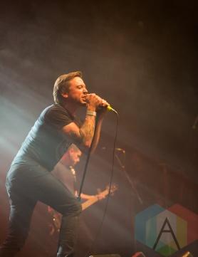 Billy Talent. (Photo: Fernando Paiz/Aesthetic Magazine Toronto)