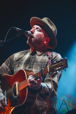 Dallas Green of City and Colour. (Photo: Lauren Garbutt/Aesthetic Magazine Toronto)