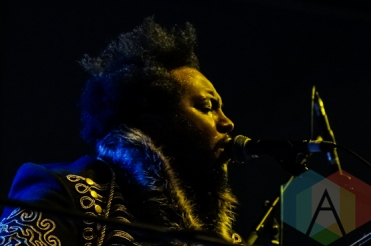 Thundercat. (Photo: Victoria Charko/Aesthetic Magazine Toronto)