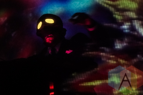 Flying Lotus. (Photo: Victoria Charko/Aesthetic Magazine Toronto)