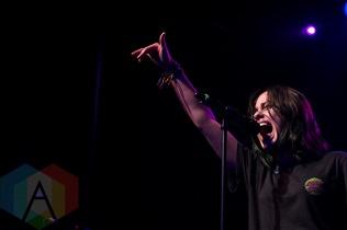 Tonight Alive. (Photo: Alyssa Balistreri/Aesthetic Magazine Toronto)