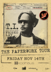"""Contest: (19+) Win 2 Tickets to TI's """"The Paperwork Tour"""" inToronto!"""