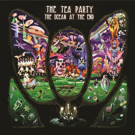 The Tea Party's new album, The Ocean at the End, features a collaboration with Jethro Tull's Ian Anderson, and was self-produced by the band.
