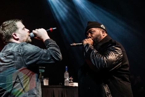 Photos: Run The Jewels @ The Danforth Music Hall