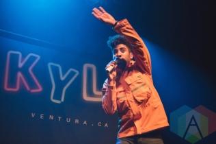 Kyle. (Photo: Lauren Garbutt/Aesthetic Magazine Toronto)