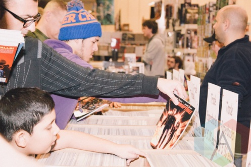 Toronto ComiCon 2014. (Photo: Rick Clifford/Aesthetic Magazine Toronto)