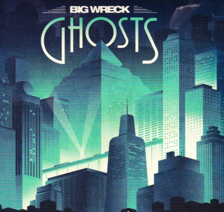 """Big Wreck's newest album """"Ghosts"""", was produced by Eric Ratz (Billy Talent, Danko Jones), and is nominated for Rock Album of the Year at this weekend's JUNO Awards in Hamilton."""