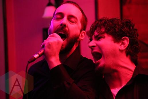 The Castor Troys at Burly Calling 2014. (Photo: Jon Wishart/Aesthetic Magazine Toronto)