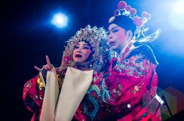 Chinese Opera. (Photo: Dawn Hamilton/Aesthetic Magazine Toronto)