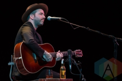 Dallas Green of City and Colour performs at the National Art Centre in Ottawa. (Photo: Marc DesRosiers/Aesthetic Magazine Toronto)