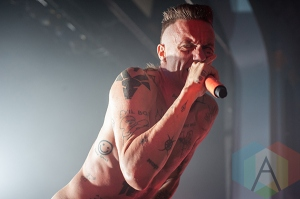 Die Antwoord. (Photo: Jason Hodgins/Aesthetic Magazine Toronto)