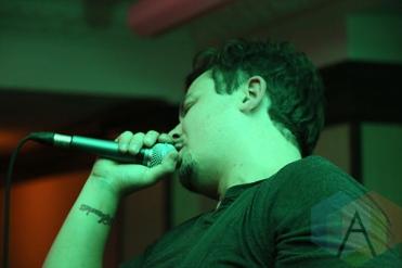 IllScarlett at Burly Calling 2014. (Photo: Jon Wishart/Aesthetic Magazine Toronto)