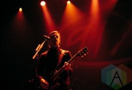 Interpol. (Photo: Jade Park/Aesthetic Magazine Toronto)
