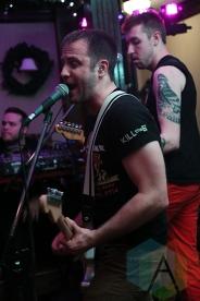 Maysides at Burly Calling 2014. (Photo: Jon Wishart/Aesthetic Magazine Toronto)
