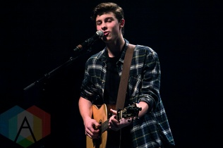 Shawn Mendes. (Photo: Alyssa Balistreri/Aesthetic Magazine Toronto)