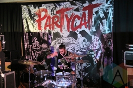 Partycat at Burly Calling 2014. (Photo: Jon Wishart/Aesthetic Magazine Toronto)