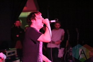 Silverstein at Burly Calling 2014. (Photo: Jon Wishart/Aesthetic Magazine Toronto)