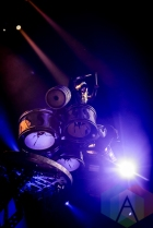 Slipknot. (Photo: Dale Benvenuto/Aesthetic Magazine Toronto)
