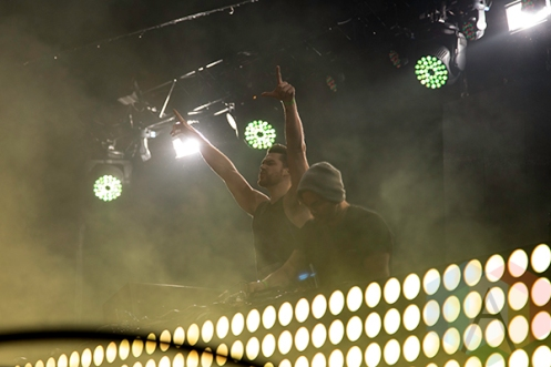 Adventure Club at Solaris Festival. (Photo: Brandon Lorenzetti/Aesthetic Magazine Toronto)