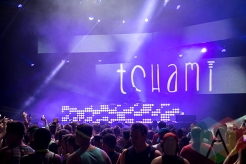 Tchami at Solaris Festival. (Photo: Brandon Lorenzetti/Aesthetic Magazine Toronto)