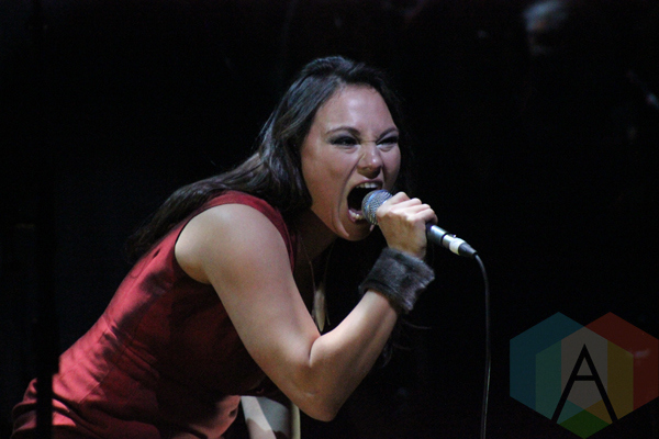 Tanya Tagaq. (Photo: Curtis Sindrey/Aesthetic Magazine Toronto)