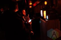 Long Winter arcade. (Photo: Kevin Leung/Aesthetic Magazine Toronto)