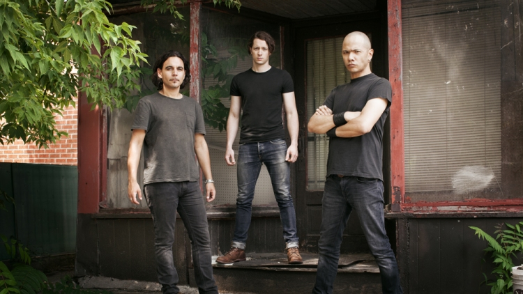 Danko Jones. (Photo: Dustin Rabin)