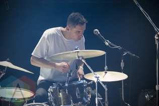 BadBadNotGood performing in Toronto as part of Converse Rubber Tracks. (Photo: Julian Avram/Aesthetic Magazine Toronto)
