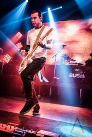 Bush. (Photo: Dale Benvenuto/Aesthetic Magazine Toronto)