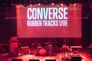 Converse Rubber Tracks. (Photo: Julian Avram/Aesthetic Magazine Toronto)