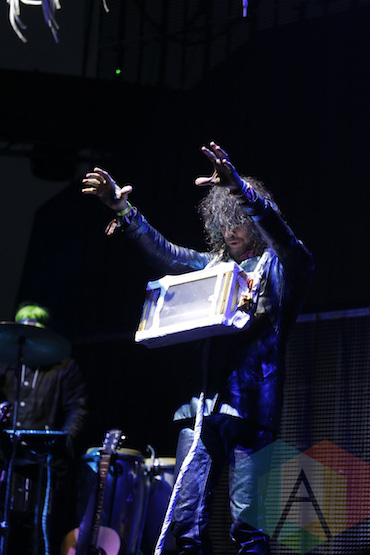 Flaming Lips. (Photo: Krystyn Bristol/Aesthetic Magazine Toronto)