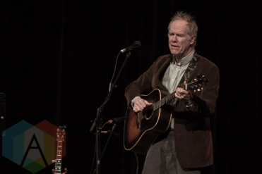 Loudon Wainwright III. (Photo: Dianna Lee/Aesthetic Magazine Toronto)