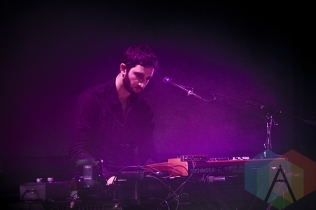 Sam Roberts Band. (Photo: Julian Avram/Aesthetic Magazine Toronto)