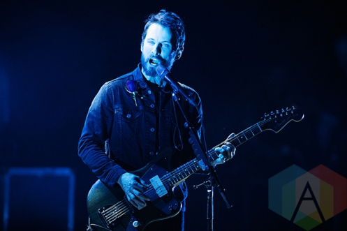 Sam Roberts Band. (Photo: Julian Avram/Aesthetic Magazine Toronto)