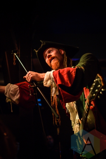 Swashbuckle. (Photo: Scott Penner/Aesthetic Magazine Toronto)