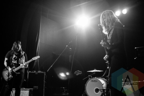 The Beverleys at Long Winter. (Photo: Janine Wong/Aesthetic Magazine Toronto)