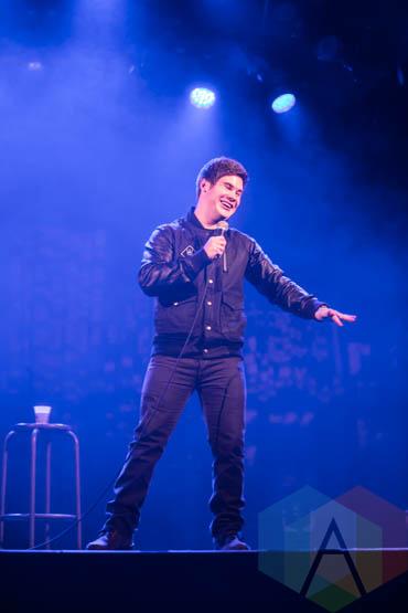 Adam DeVine. (Photo: Amy Ray/Aesthetic Magazine Toronto)