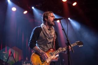 The Gaslight Anthem. (Photo: Amy Ray/Aesthetic Magazine Toronto)
