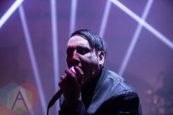 Marilyn Manson. (Photo: Amy Ray/Aesthetic Magazine Toronto)