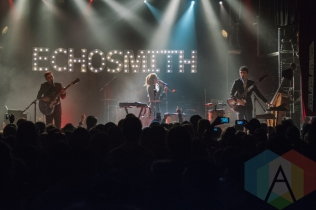 Echosmith. (Photo: Rick Clifford/Aesthetic Magazine Toronto)