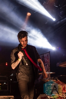 Ice Nine Kills. (Photo: Dale Benvenuto/Aesthetic Magazine Toronto)