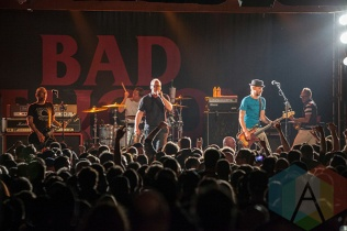 Bad Religion. (Photo: Matthew Thompson/Aesthetic Magazine Toronto)