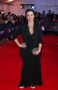 Alanis Morissette on the red carpet at 2015 JUNO Awards at FirstOntario Centre in Hamilton on March 15, 2015. (Photo: CARAS)
