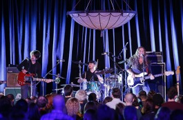 Say Yes perform during Sirius XM 2015 Juno Awards Kick Off Event at Liuna Station in Hamilton, March 12, 2015. (Photo: CARAS)