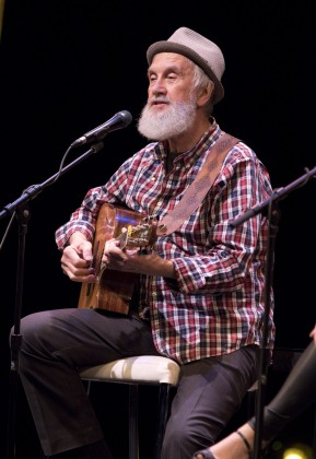 Fred Penner at the 2015 JUNO Songwriters' Circle. (Photo: CARAS)