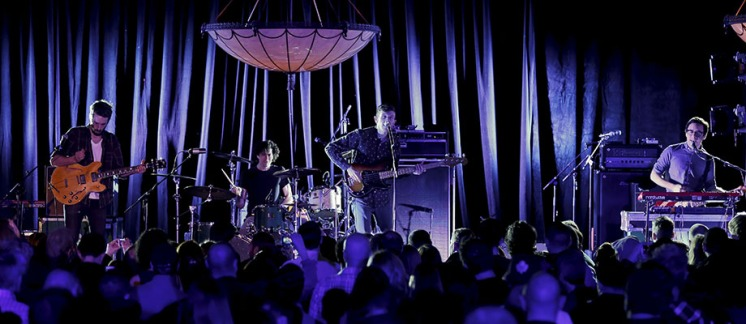 Tokyo Police Club perform during Sirius XM 2015 Juno Awards Kick Off Event at Liuna Station in Hamilton, March 12, 2015. (Photo: CARAS)