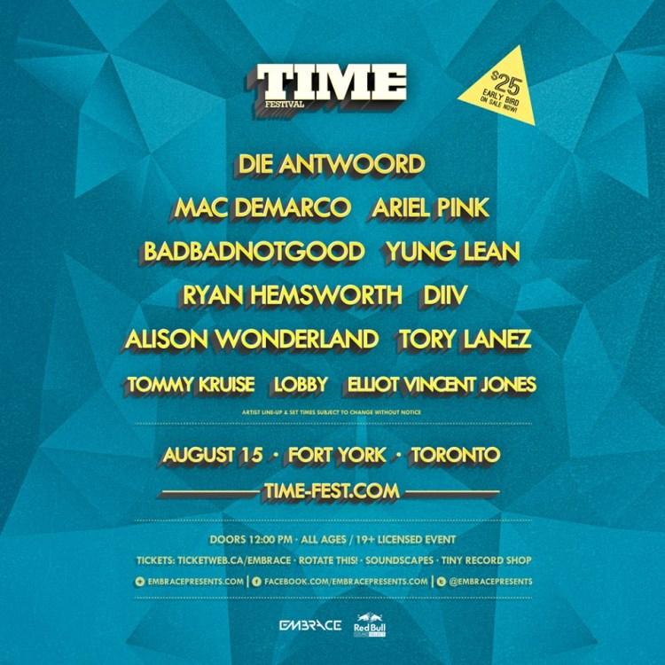 Time Festival 2015