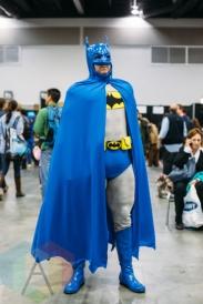 Batman at Fan Expo Vancouver 2015. (Photo: Steven Shepherd/Aesthetic Magazine Toronto)