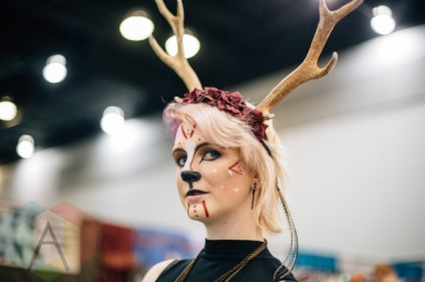 Bloodflagg (World of Warcraft) at Fan Expo Vancouver 2015. (Photo: Steven Shepherd/Aesthetic Magazine Toronto)